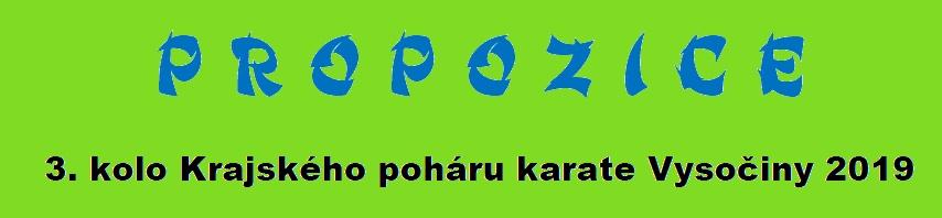 Havl. Brod: 28. září 2019 – Krajský pohár
